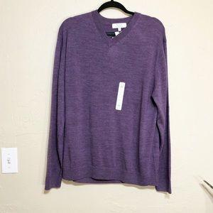 Turbury Merino Wool Sweater L